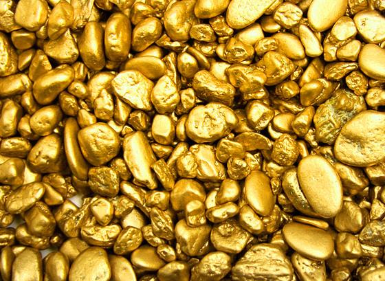 Прогноз цен на золото в