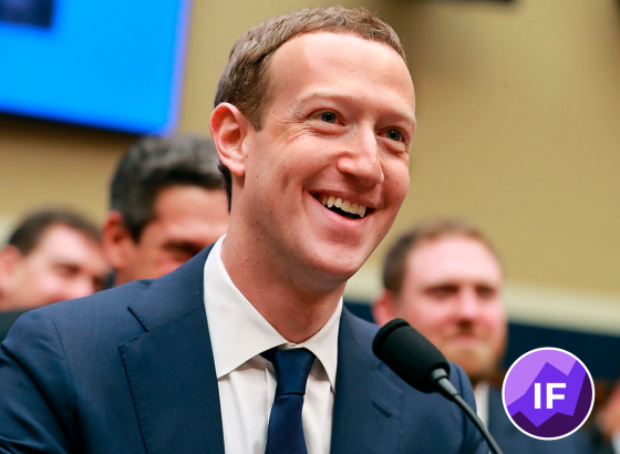 Цукерберг продает акции