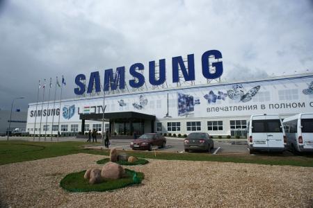 Apple надкусила Samsung