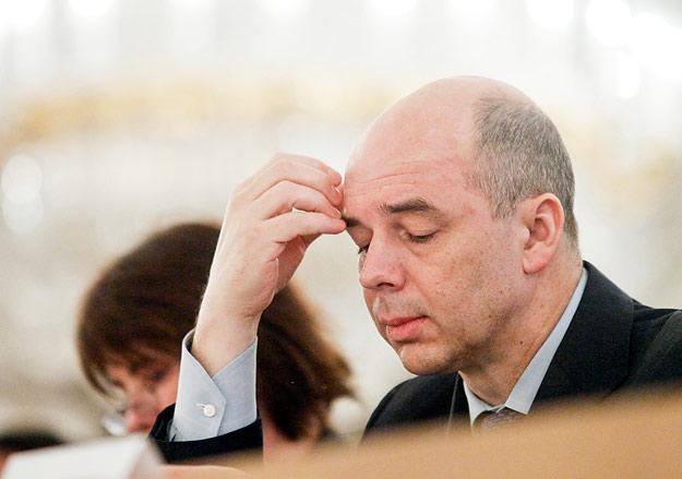 Силуанов: Бюджет-2013
