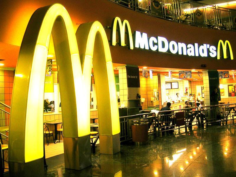 Кризис зашел в McDonald's