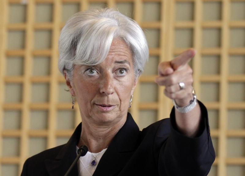 МВФ пугает мир новой