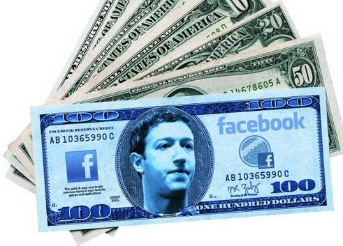 Facebook продают из