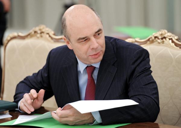 Глава Минфина Антон