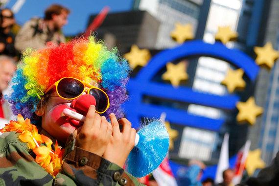 Решение ЕЦБ вызвало