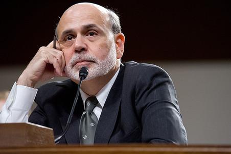 Бернанке не воодушевил