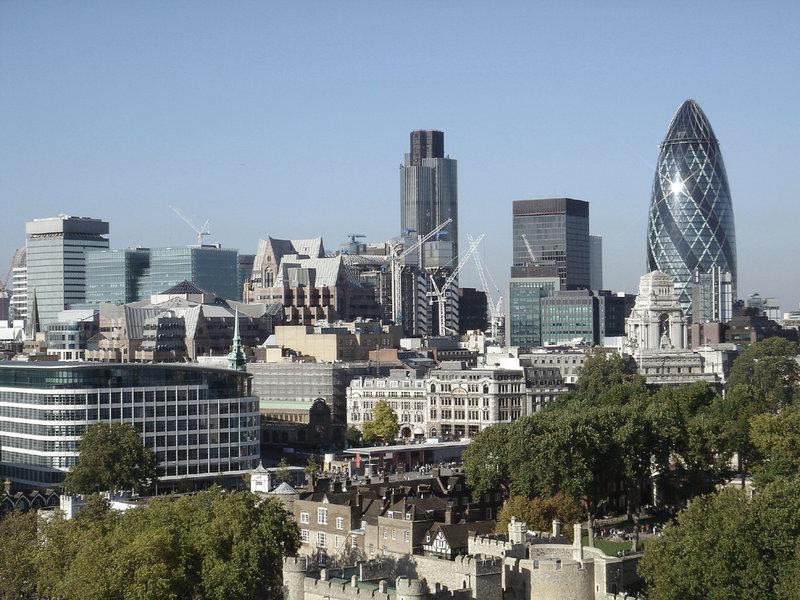 Непривлекательный London