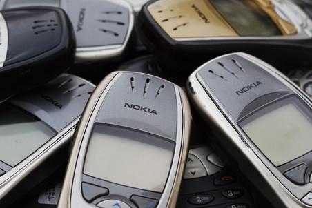Nokia дозвонилась до 90-х