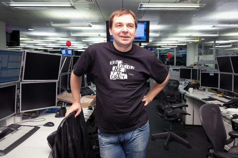 Алексей Бачурин: