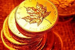 Рынок золотых монет с 11