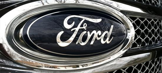 Квартальная прибыль Ford