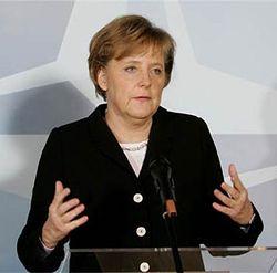 Меркель: ФРГ и Франция