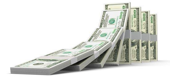 Дадли уронил доллар
