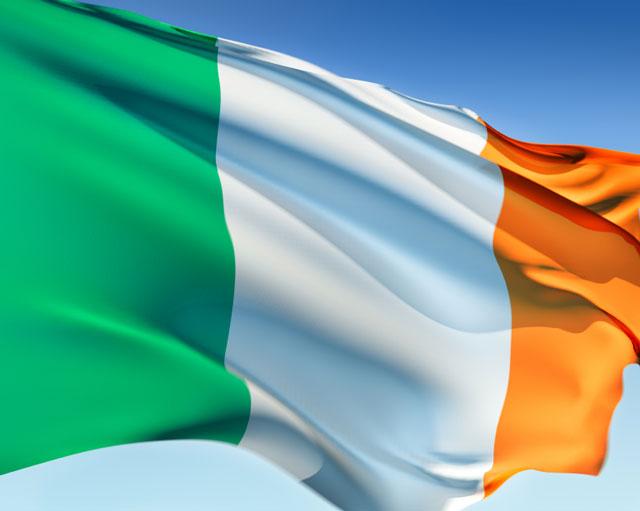 Ирландия вступила во