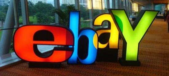 Акции eBay за неделю