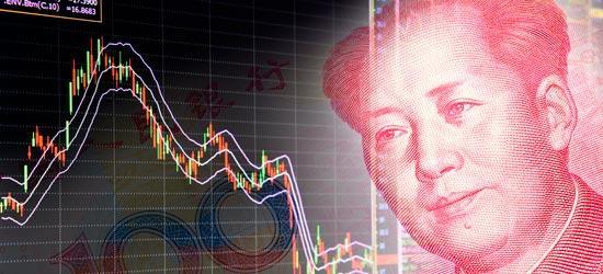 Китайский юань сегодня