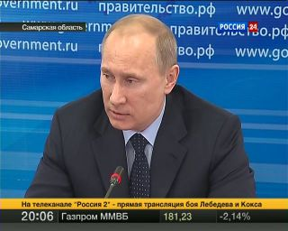 Путин рассказал о