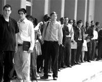 Безработица в США упала.