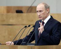 Путин: ВВП России