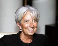 Кристин Лагард: мировая