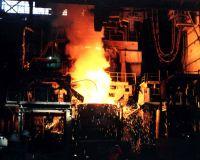 Объем производства стали