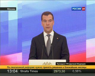 Медведев: нет никакой