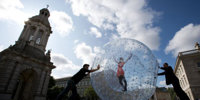 Пузыри на финансовых