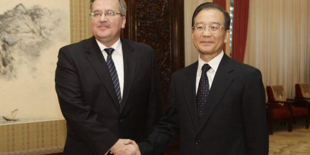 Вень Цзябао: Китай