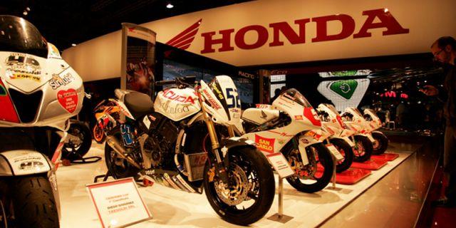 Honda увеличила прибыль