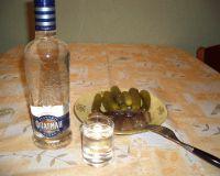 Стоимость бутылки водки