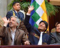 Боливия национализирует