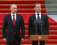 Владимир Путин вступил в