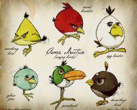 Angry Birds принесли