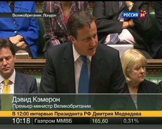 CEBR: Британию ожидают