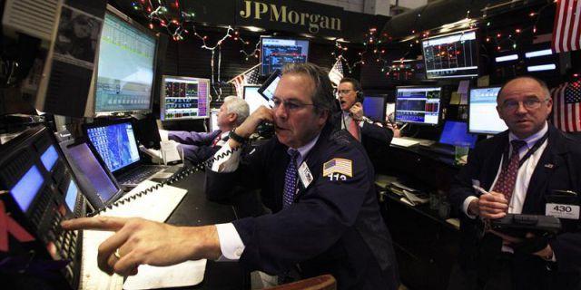 JPMorgan понес