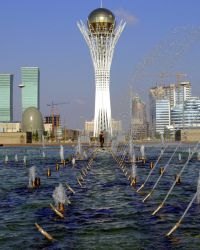 ВВП Казахстана вырос на