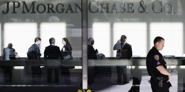 Провал JPMorgan - начало