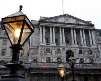 Банк Англии отчитался по