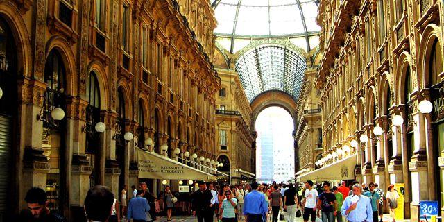 Итальянские потребители