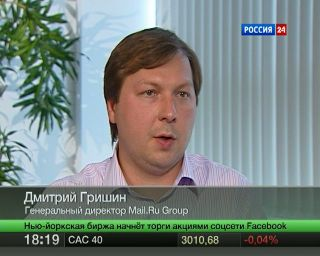 Mail.Ru: Россия - лидер