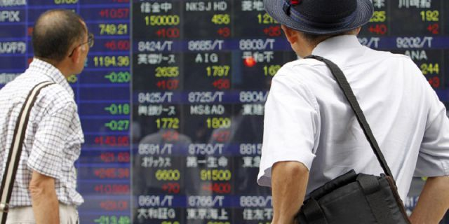 На азиатских рынках