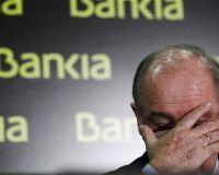 Испанский Bankia тонет.