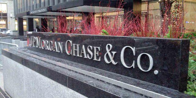 JP Morgan маскирует свои