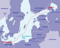 Nord Stream начала