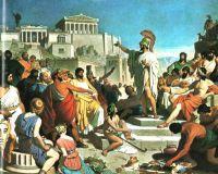 Греки хотят выхода из ЕС