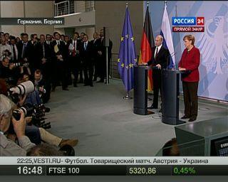 Путин: мы