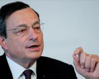 ЕЦБ оставил еврозону на