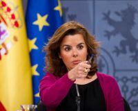 Вице-премьер Испании