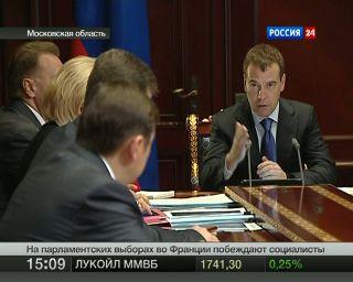 Медведев: строителей