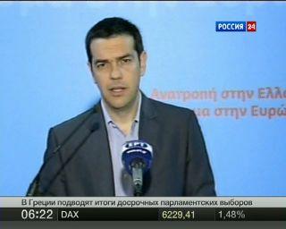 Выход Греции был шансом